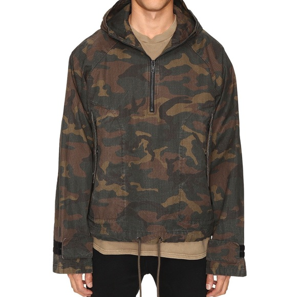 KANYE WEST ADIDAS YEEZY SEASON 1 JACKET